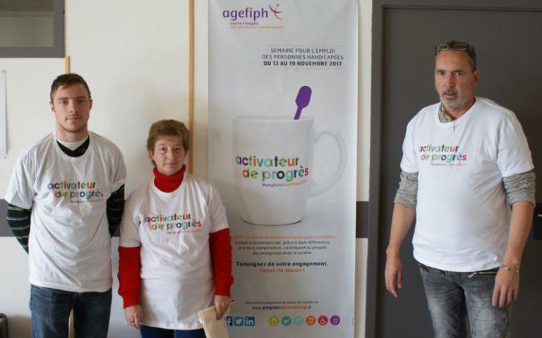 Semaine Emploi et Handicap 2017